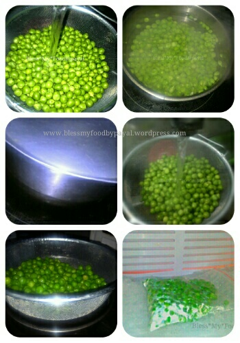 How To Preserve Peas For Long