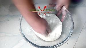 raw soya chaap