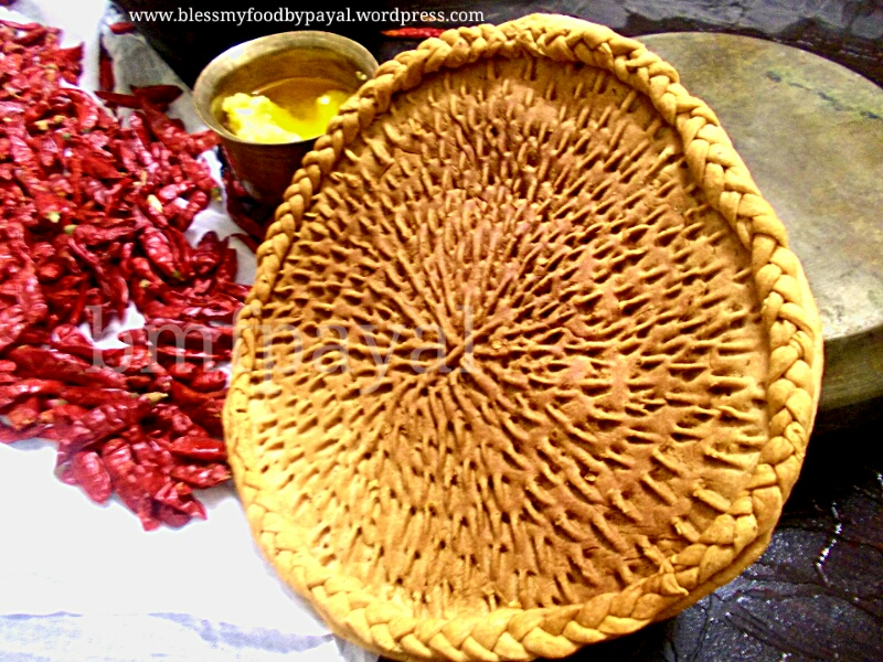 Rajasthani Khoba Roti Recipe