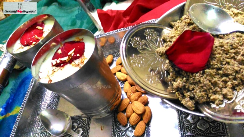 Thandai Masala Powder And Thandai