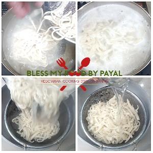 eggless atta suji raw noodles