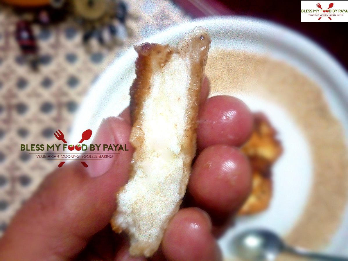 Fried milk: a recipe for making an unusual dessert and not only 52