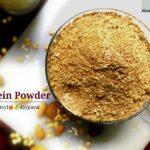 Homemade Protein Powder Recipe