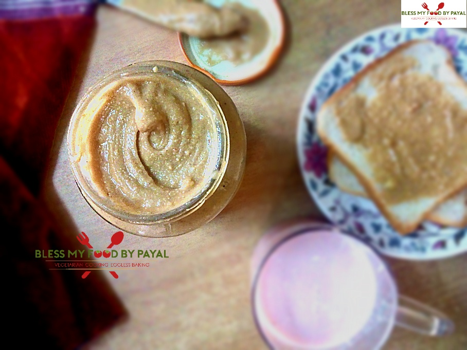 Homemade Peanut Butter Recipe | How is Peanut Butter made recipe