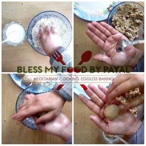 Dalia Ladoo | Broken Wheat Ladoo