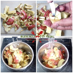 apple peel and core jelly