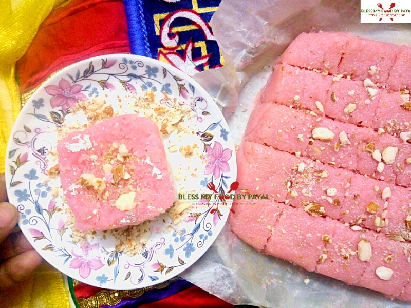 coconut barfi recipe