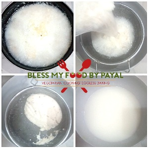homemade desi ghee from malai